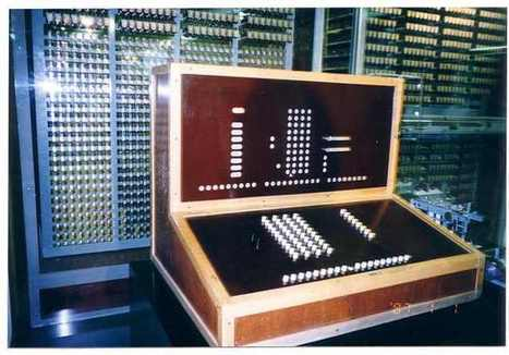 La primera generación de computadoras | MSI | Scoop.it