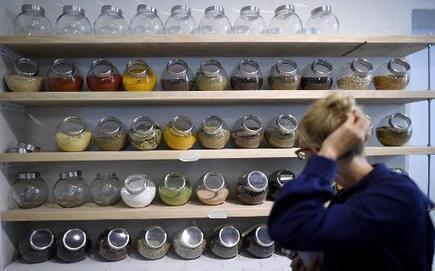 Adieu sacs et barquettes en plastique: Berlin teste le magasin sans emballage | Projet | Scoop.it