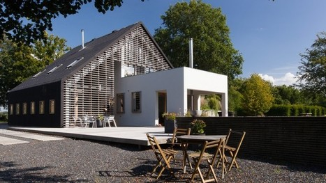 Barnhouse Donderen by Aat Vos - I Like Architecture | Idées d'Architecture | Scoop.it