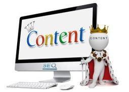 Increase the traffic of your website by creating the perfect content | IT Solutions | Scoop.it