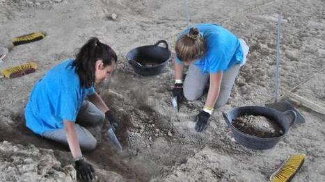 La UGR comienza a estudiar la villa romana de Salar, casi desconocida diez años después | Centro de Estudios Artísticos Elba | Scoop.it