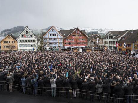 Innerrhoder Landsgemeinde CH, Anti-Lehrplan-21-Initiative gescheitert | Medienbildung | Scoop.it
