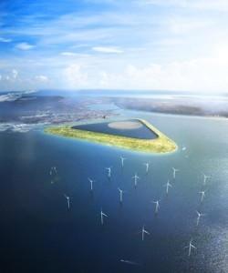 Stockage de l'énergie des éoliennes offshore dans des réservoirs d'eau | Le groupe EDF | Scoop.it