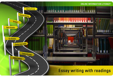 14. OIL | Essay writing with readings | Essay writing guides in Australia | Scoop.it