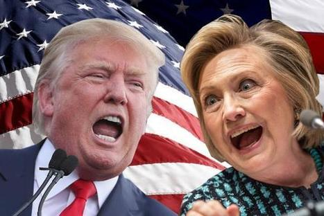 Hillary Clinton and Donald Trump might be the most disliked nominees in decades | Business Video Directory | Scoop.it