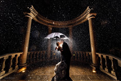 30 Romantic Rainy Wedding Day Photos | ART  | Conceptual Photography & Fine Art | Scoop.it