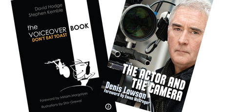 Two new 'how to' books: TV acting and voiceovers - The Stage | Voice Overs | Scoop.it