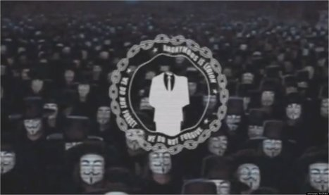 Anonymous Calls For Internet Blackout To Protest CISPA | Daily Crew | Scoop.it