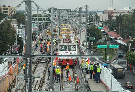 El GDF prevé gastar al menos 955.4 mdp en reparar la Línea 12 - default Obrasweb.mx | Remodelación casas y edificios mex. | Scoop.it