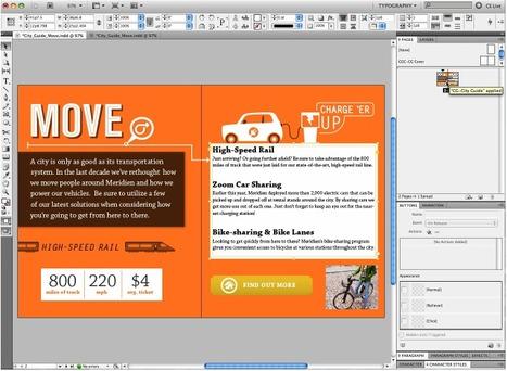 Basi Di InDesign: 5 Guide Per Iniziare Ad Impaginare | Impaginare Con InDesign: Tutorial E Guide Utili | Scoop.it
