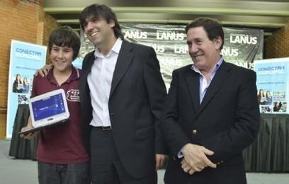 Entrega de netbooks, crédito para viviendas y tarjetas Argenta para ... - Nova   Clip de Noticias Lanús   Scoop.it