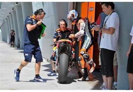 Ανυπόμονος για τον πρώτο αγώνα ο Stoner | MotoGP World | Scoop.it