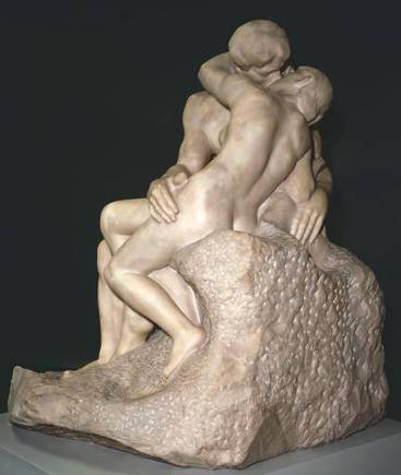 The Story Behind Rodin's 'The Kiss' | Form 5 Art Syllabus | Scoop.it