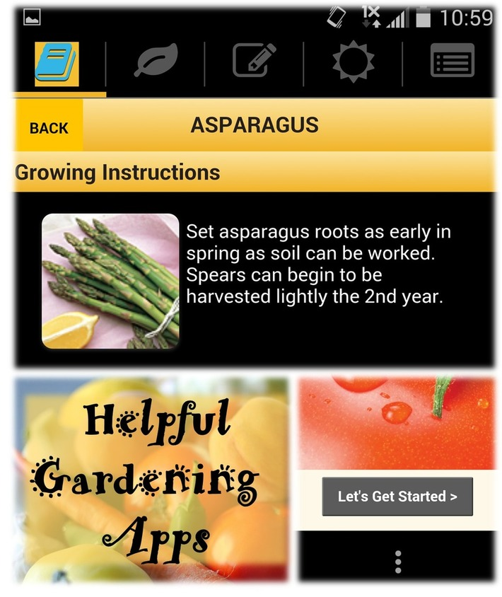 5 helpful gardening apps for spring | Garden apps for mobile devices | Scoop.it