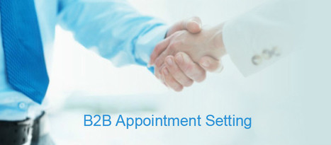 Appointment Setting Services At a Glance in Purview of B2b and B2c Requirements | Call2Customer | Scoop.it