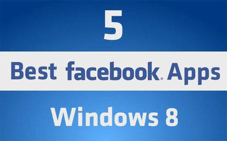 5 Exclusive Facebook Apps for Windows 8 Phone | Windows 8 | Scoop.it