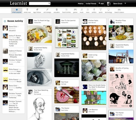 New Developments at Grockit: Today We Introduce Learnist | Grockit | Librarians in the real world | Scoop.it