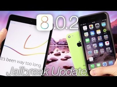 Update Video: Jailbreak iOS 8 - 8.1 Beta 2 iPhone 6 Plus New iPad Air 2, Mini 3 DEVELOPMENT | IPhone Unlockers | Scoop.it
