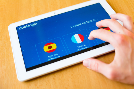 7 digital resources for students learning English or any other language   The World of Online Learning   Scoop.it