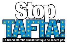 Le grand marché transatlantique contre les peuples | Fondation Copernic | Stopper TAFTA | Scoop.it
