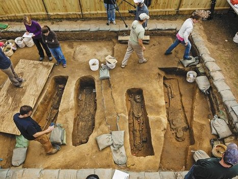 New Jamestown Discovery Reveals the Identities of Four Prominent Settlers | Marilyn Johnson | Smithsonian Magazine | Digital Media Literacy + Cyber Arts + Performance Centers Connected to Fiber Networks | Scoop.it