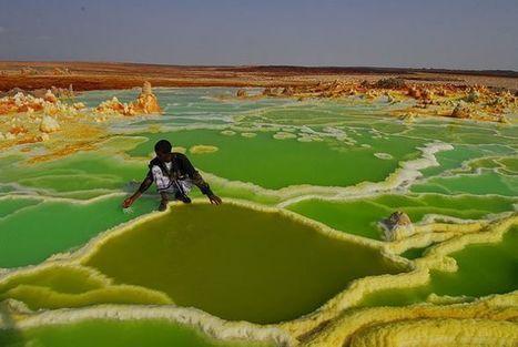 """Zece PEISAJE """"IREALE"""" cu vulcanul Dallol din ETIOPIA!   Cap Limpede   Scoop.it"""