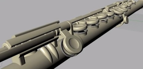 Are these 3D printed instruments the future?   Peer2Politics   Scoop.it