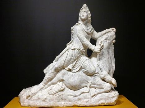 Francisco Javier Torres Goberna: El culto a Mitra en Hispania: el Aion de Augusta Emerita y la Tauroctonía de Cabra | Mundo Clásico | Scoop.it