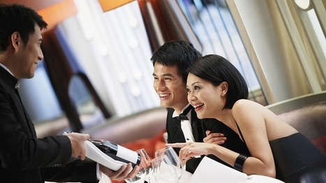 What you look like may determine where you are seated in a restaurant | Prozac Moments | Scoop.it