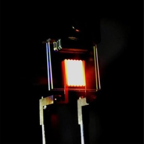 El brillante futuro de la bombilla incandescente   Energia   Scoop.it