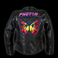 Ladies Motorcycle Jackets, Women's Motorbike Jackets | Bike Light up Jacket Materials Ideal one for Guaranteeing Security Levels! | Scoop.it