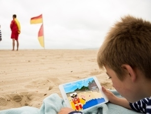 RNLI creates interactive beach survival game to teach water safety » Charity Digital News | Charity | Scoop.it