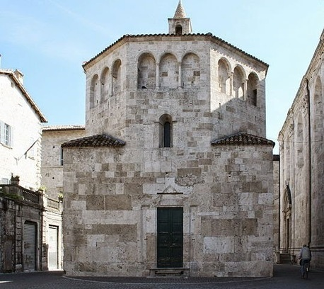 San Giovanni Baptistery In Ascoli | Le Marche another Italy | Scoop.it