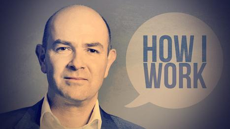 『MAKERS』がベストセラー! クリス・アンダーソンがDIYした仕事術とは ... | 1KB's topics | Scoop.it