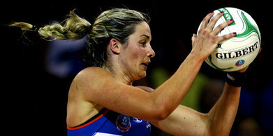 Netball: Leaping to mate's defence - Netball - NZ Herald News | Netball | Scoop.it