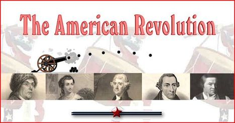 American Revolution - Kids Konnect | American Revolution | Scoop.it