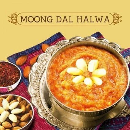 Steps to prepare Moong Daal Halwa | Indian desserts | Scoop.it