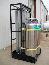 Cryogenic News: Cryogenic Liquid Cylinder Operation- Part 2D ... | Oxigen gasifier | Scoop.it