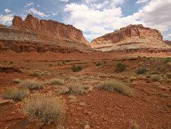 Un randonneur blessé se traîne pendant 4 jours dans le désert | Les arts en chemin | Scoop.it