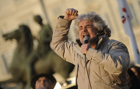 Beppe Grillo, le clown qui terrifie la classe politique italienne - leJDD.fr | News from the world - nouvelles du monde | Scoop.it