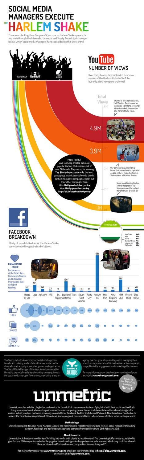 INFOGRAPHIC: How The Harlem Shake Shook Up Facebook, YouTube - AllFacebook   Gouvernance web - Quelles stratégies web  ?   Scoop.it