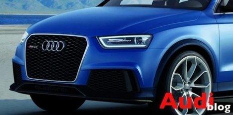 Audi Q3 RS : le SUV XS qui s'habille en XL | Actualité Audi | Scoop.it