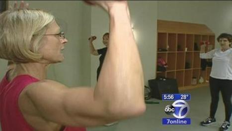 Research shows that exercise can fight aging - 7Online.com | Online education for lifelong learners | Scoop.it