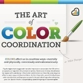 [Success Tool Kit] The Art of Color Coordination *Infographic* | Crazy Dreamers Do | Social Media Tips | Scoop.it