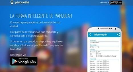 7 apps para convertir ciudades en Smart Cities | Innova | Scoop.it