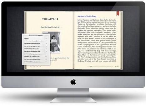 BookReader lit sans clavier ni souris - MacGeneration | J'écris mon premier roman | Scoop.it