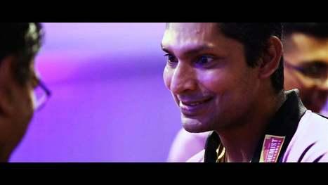 (Video) An evening with Kumar Sangakkara and Hobart Hurricanes | Sri Lanka Cricket | Scoop.it