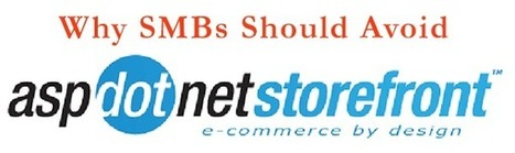 ASP .Net 5 Reasons SMBs Should Avoid | Ecom Revolution | Scoop.it