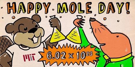 23 Οκτωβρίου: ημέρα του mole | e-ΦΥΣΙΚΗ | Scoop.it