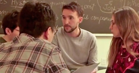 Professor, Students Share Reactions to Flipped Classroom | Technology in Pedagogy | Scoop.it